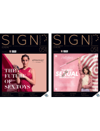 SIGN Europe 05/2018 Covers