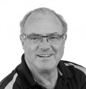 Larry Garlandschwarzweiss