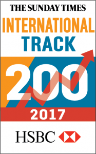 2017 International Track 200 logo