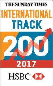 2017 International Track 200 logo