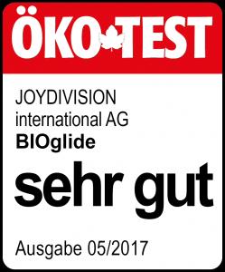 OekoTest_BIOglide_sehr_gut_2017
