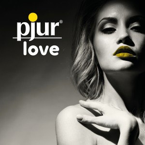 new pjur love logo