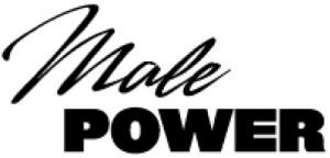 logo male power