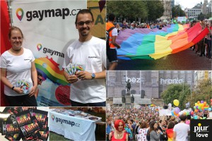 pjur beim Prague Pride