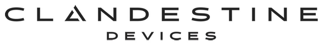 Clandestine Devices Logo