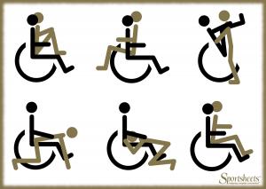wheelchair sportsheets