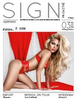 Cover der SIGN Deutschland Ausgabe 03/2018