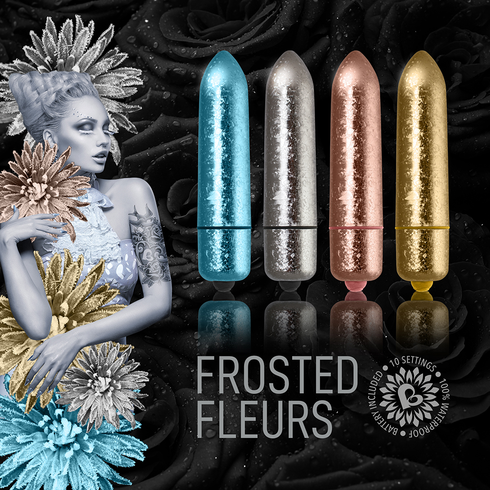 Frosted Fleurs