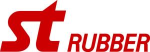 Logo st RUBBER 2cm